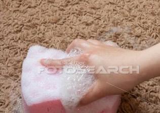Cách Giặt Thảm Không Cần Dùng Hóa Chất